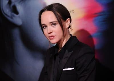 Elliot Page ที่เมื่อก่อนรู้จักกันในนาม Ellen Page เปิดตัวว่าเขาเป็นทรานส์เจนเดอร์และ Non-Binary
