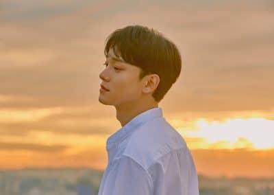 CHEN EXO โชว์พลังเสียงในมินิอัลบั้มชุดที่ 2 Dear my dear